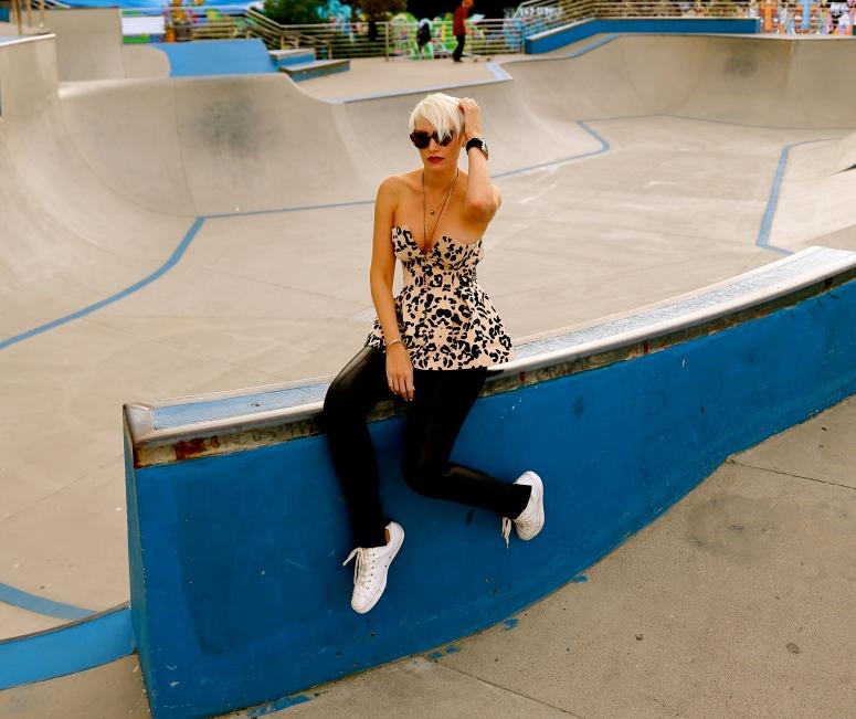 Bondi Skate Park, Converse, Cameo, Oneteaspoon, Karen Walker, EOS 6D
