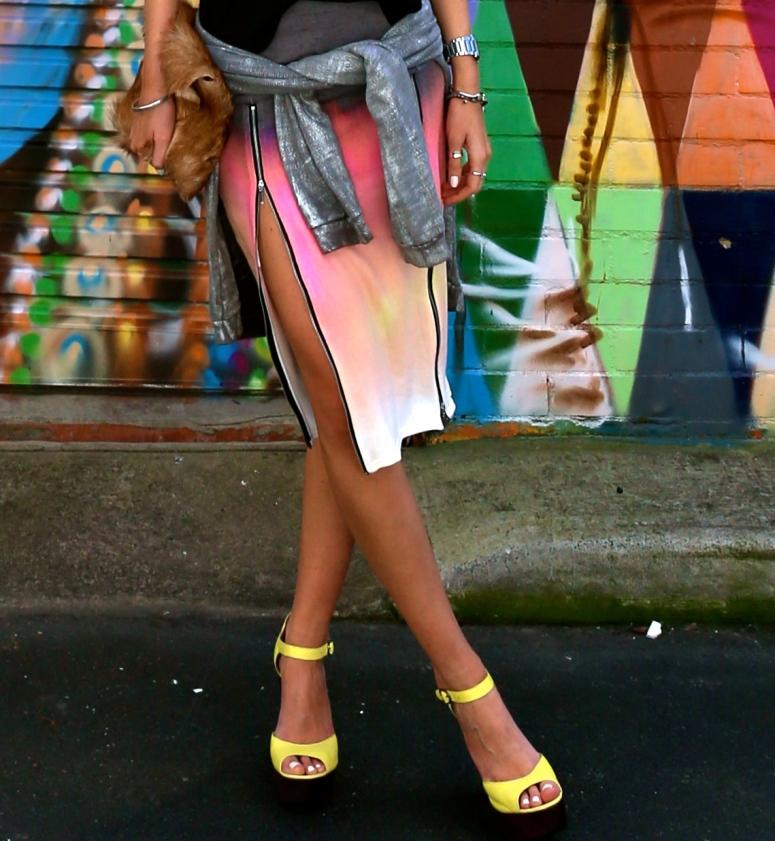 Skin Shoes, Staple The Label, Evil Twin, Country Road, El Minara, Karen Walker