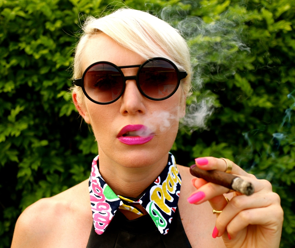 Scenery, Quay, Cameo, Cigar