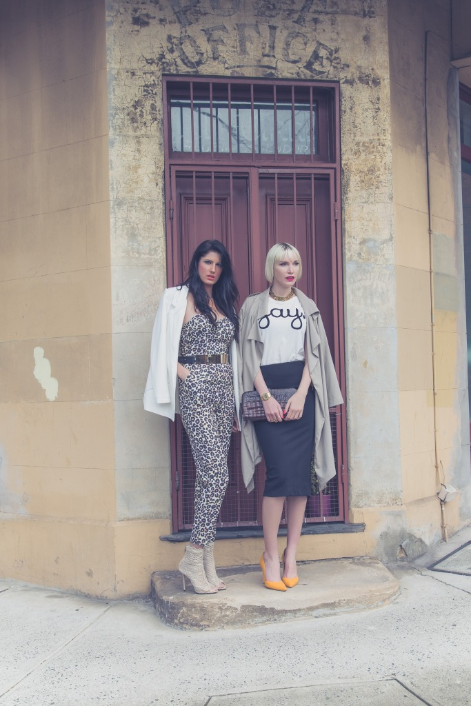 Mink Pink, Camilla and Marc, Unif, Backstage, Finders Keepers, Mettle Fair Trade, Jill Wright, Jellybeans and Jealousy