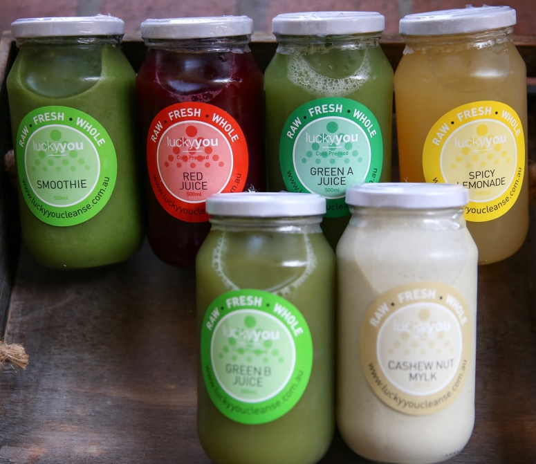 6 Day Juice Cleanse